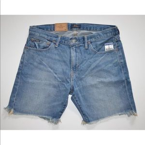 Brand new pair of Ralph Lauren polo Jean shorts